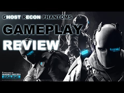 Review: Ghost Recon Phantoms Gameplay