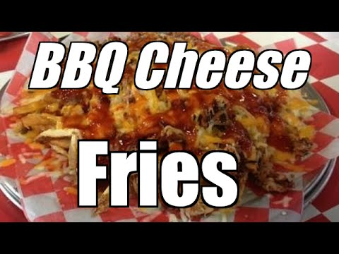 Bodybuilding Cooking 101: Healthy BBQ Cheese Fries done right