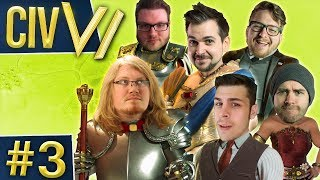 Civ VI: Fractal Fighters #3 - War Stories