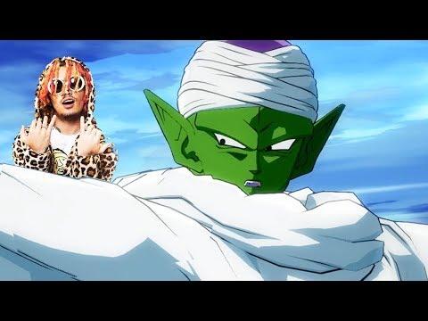 Piccolo says Lil Pump is Garbage! Dbz parody