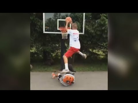 HOME STUNTS, BLOOPERS and MUCH MORE! - This FAIL COMPILATION will make your week BETTER!