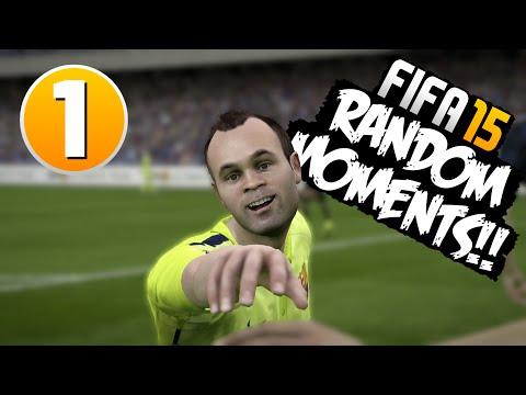 FIFA 15 RANDOM MOMENTS - EPISODE  1