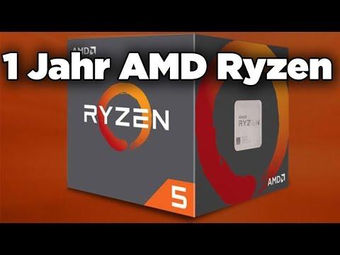 1 Jahr AMD Ryzen Fazit und Eindrücke