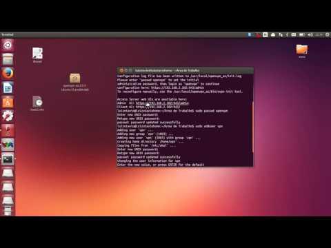 Criando um servidor VPN no Ubuntu
