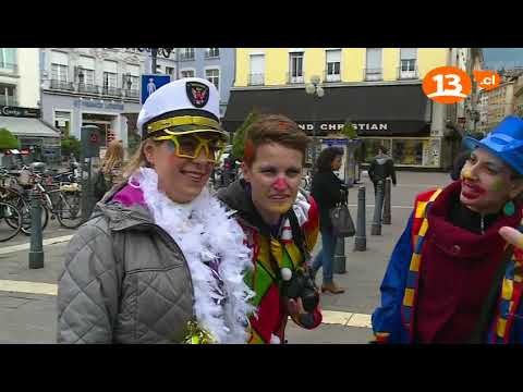 City Tour On Tour  En Francia  Cap 10  Lyon, Grenoble