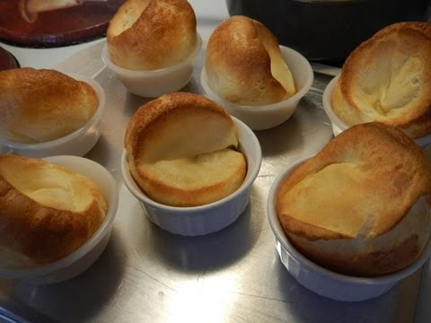 Popovers for Two / Yorkshire Pudding