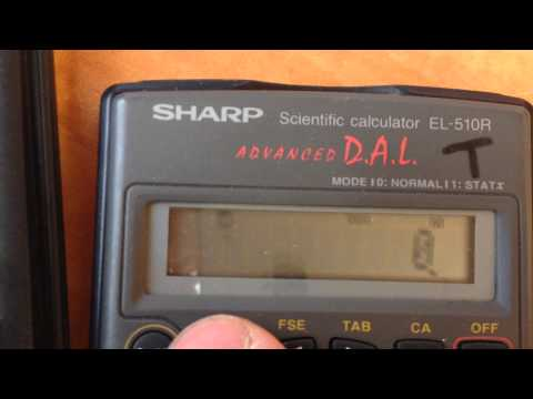 What`s DEG, RAD, GRAD on a calculator?