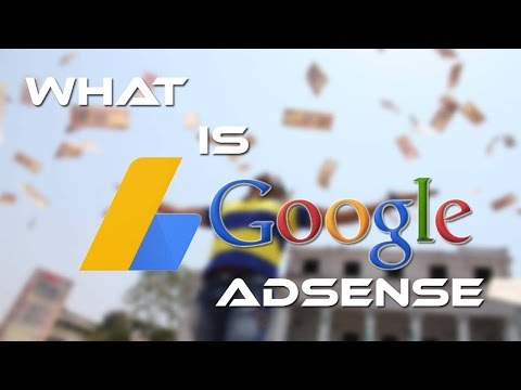 What is Adsense? Explained Video