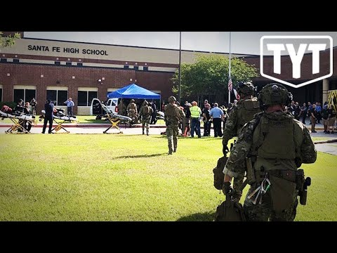 Ten Dead In Texas School Shooting