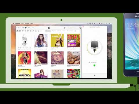 Android: How to Transfer iTunes Music to Samsung Galaxy A3 on Mac ?