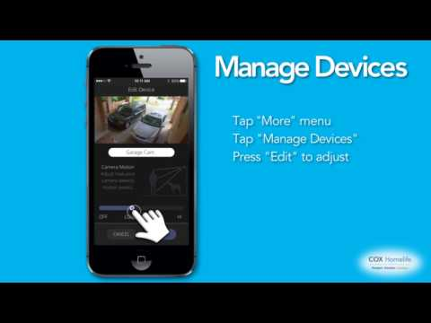 Cox Communications | How to Use the Homelife Mobile App