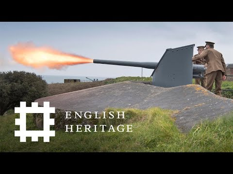 Having a Blast at Pendennis Castle: Cannon Conservation on the Cornish Coast