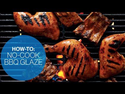 How to make no-cook barbecue glaze | Canadian Living