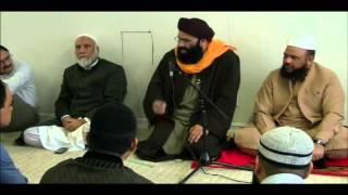 Syed Haji Waris pak of Dewa Urs in Edmonton Canada