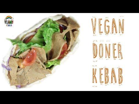 Doner Kebab   YUMMY VEGAN