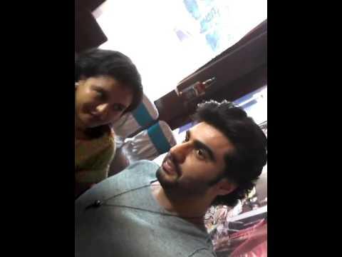 ki and ka star Arjun kapoor dhamal masti with newsonline