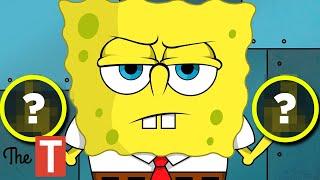 10 Times Spongebob Wasn