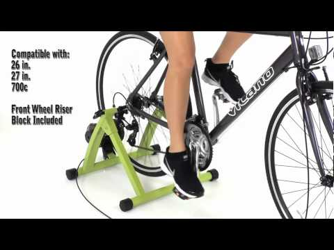 Conquer Indoor Bike Cycling Trainer Exercise Stand with Shifter