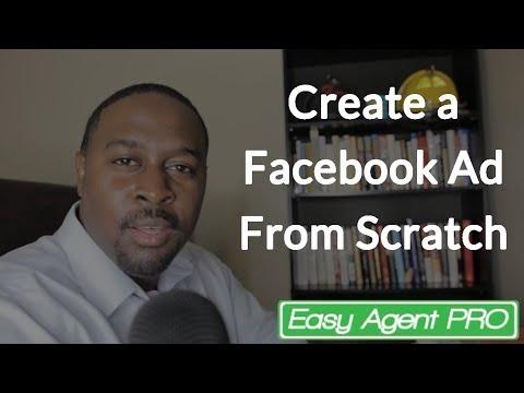 Create a Facebook Ad From Scratch
