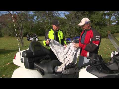 Motorcycle Experience, Winging It: Rain Riding Part 2