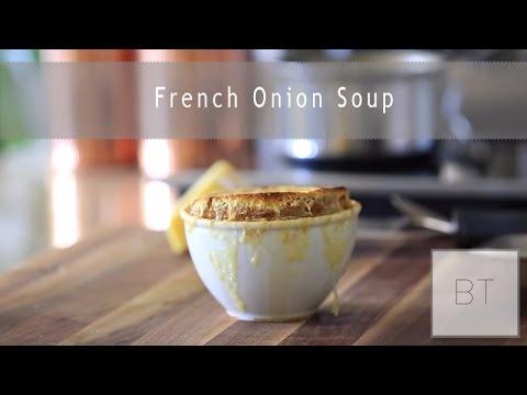 French Onion Soup | Byron Talbott