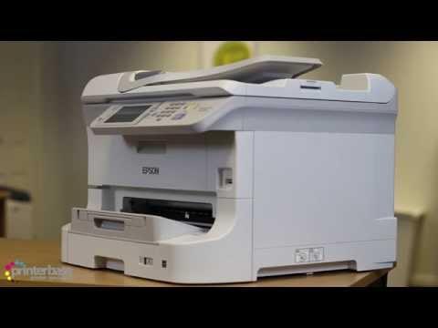 Epson WorkForce Pro WF-8510DWF A3 Colour Inkjet MFP Review