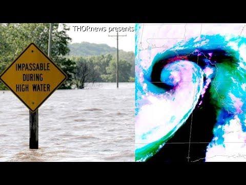 Subtropical Storm Alberto & Maryland Floods = Wild Weather Watch