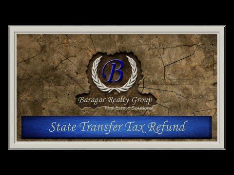 The Michigan State Transfer Tax Refund