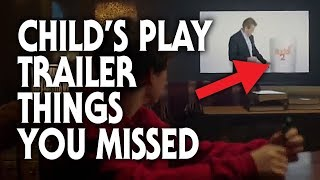 Download Child's Play (2019) Trailer Breakdown   Things You Missed Video