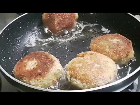 CHICKEN  CHEESE CUTLETS RECIPE/CHICKEN CUTLET KABAB.Ramadan special   (English subtitles)