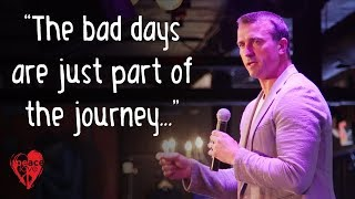 Chris Herren Speaking on His Addiction Recovery Story | PeaceLove