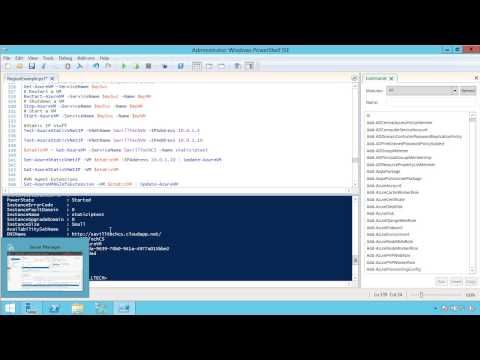 Using Static IP Addresses in Windows Azure