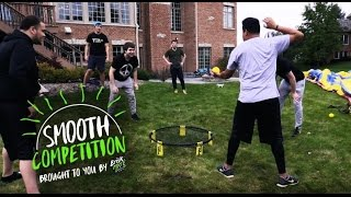 "Smooth Competition By Brisk Mate - ""spikeball V2"""