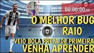 Mitei tirando RAIO com meu método ! PES 2019 MOBILE - Periquito FC
