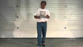 Basic Linedance Steps II for beginners