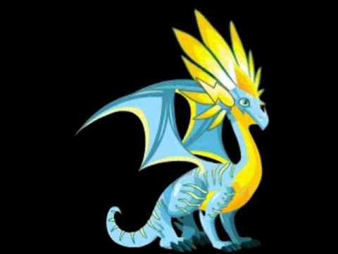 How to breed Fluorescent Dragon on Dragon city?