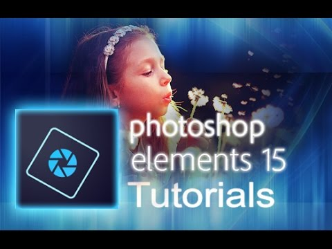 Photoshop Elements - Full Tutorial for Beginners [+General Overview]*