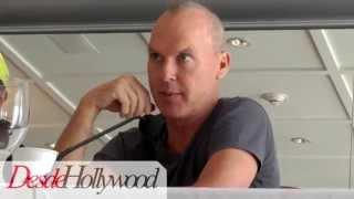 Michael Keatons Funny Batman Suit Story