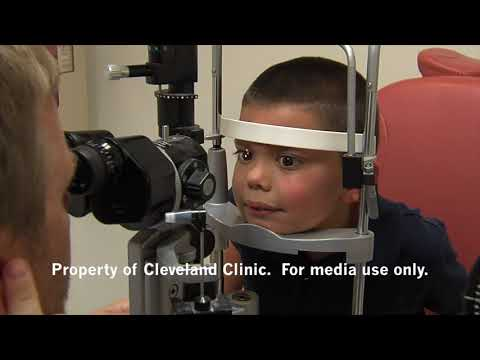 Can Small Screens Affect A Childs Developing Eyes (HD)