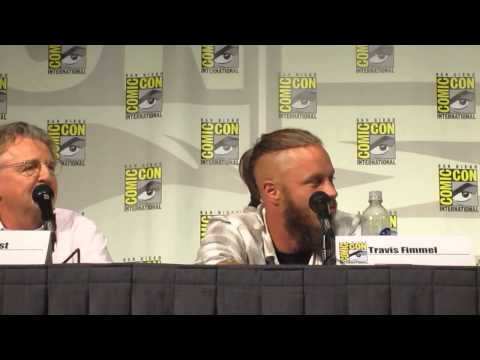 How long did it take the guys to grow their beards? @ Vikings SDCC