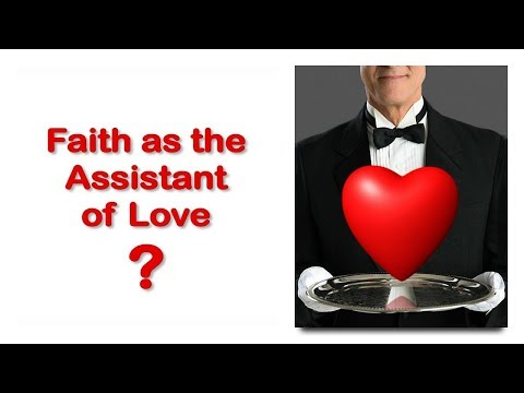 FAITH AS THE ASSISTANT OF LOVE ASKS FOR THE DEAD BODY OF JESUS ❤️ TEACHING FROM JESUS