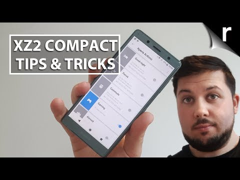 Sony Xperia XZ2 Compact Tips & Tricks Guide