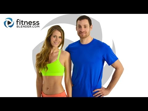 Fitness Blender's 5 Day Challenge - Strong and Lean - Day 2