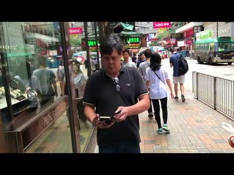 LIVE FROM HONG KONG - Prince Watch Store Hidden Footage
