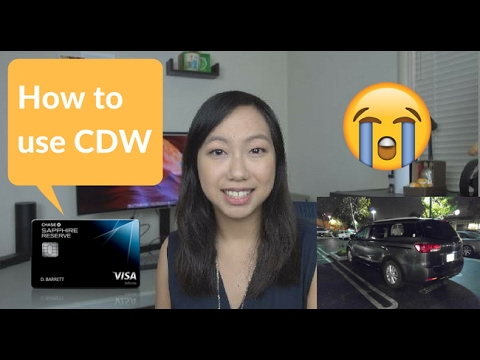 Renting a Car? Chase Sapphire Reserve Auto Rental CDW Benefit