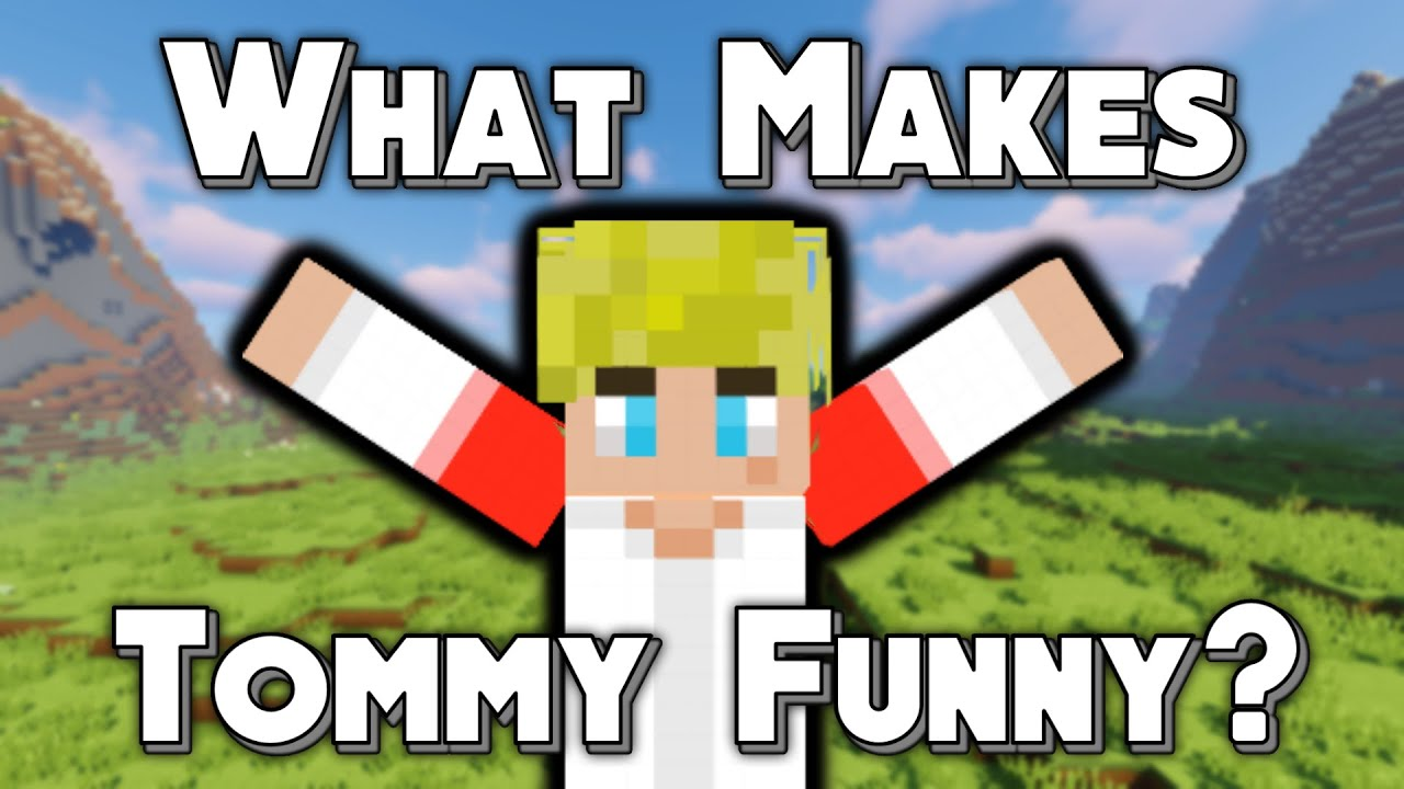 What Makes TommyInnit so Funny?