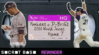 The Game 7 walk-off finish to the 2001 World Series needs a deep rewind | Yankees vs. Diamondbacks