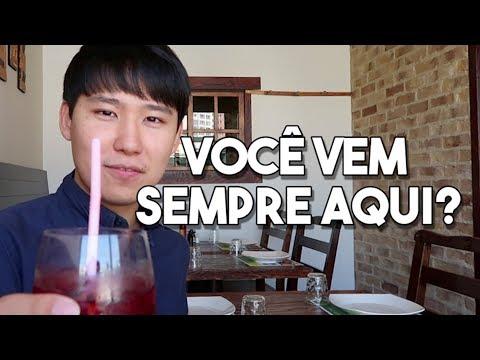 KOREANS TRY BRAZILIAN FOOD! + learn Portuguese [Seoul City Vibes Ep.53]