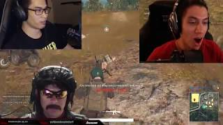 Dr. Disrespect Banned from PUBG and Reactions