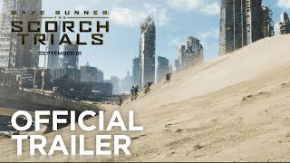 Maze Runner: The Scorch Trials | Official Trailer #1 [HD] | 20th Century Fox South Africa